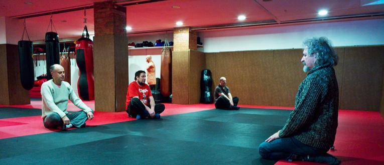 Séance de yoga avec Agence 3i