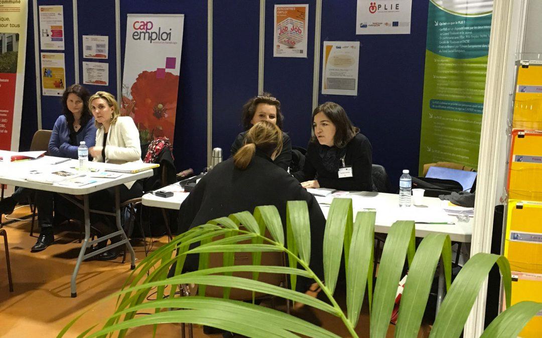 Le PLIE à l'édition 2016 du Forum Emploi de Colomiers