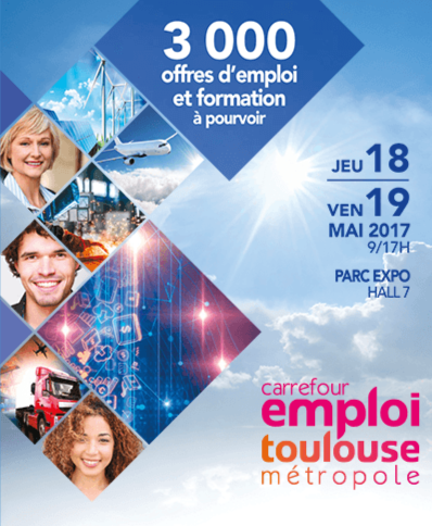 salon emploi Toulouse 2017