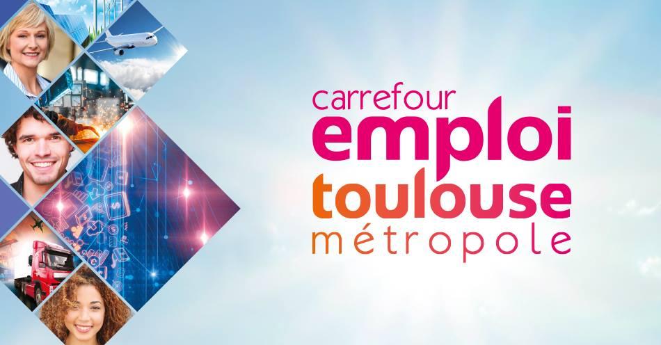 Carrefour Emploi Toulouse Métropole 2017
