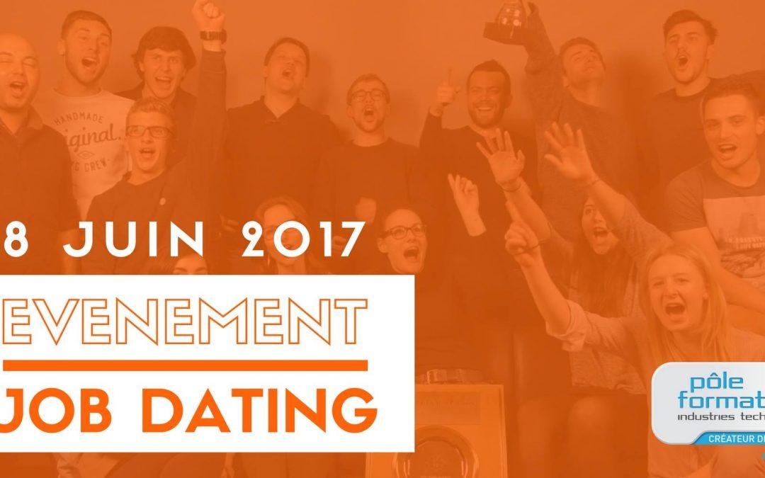 Job Dating spécial industrie pour les moins de 30 ans