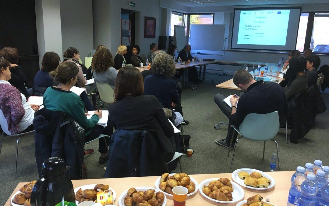 Une série de tables rondes dans le cadre de nos actions de soutien aux entreprises.