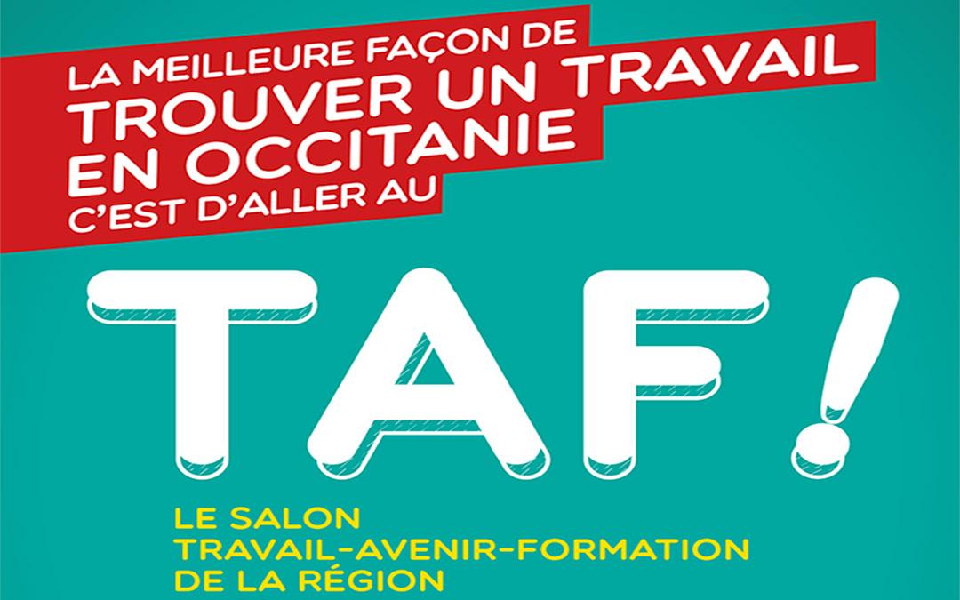Salon TAF de Toulouse les 21 et 22 mars : demandez le programme