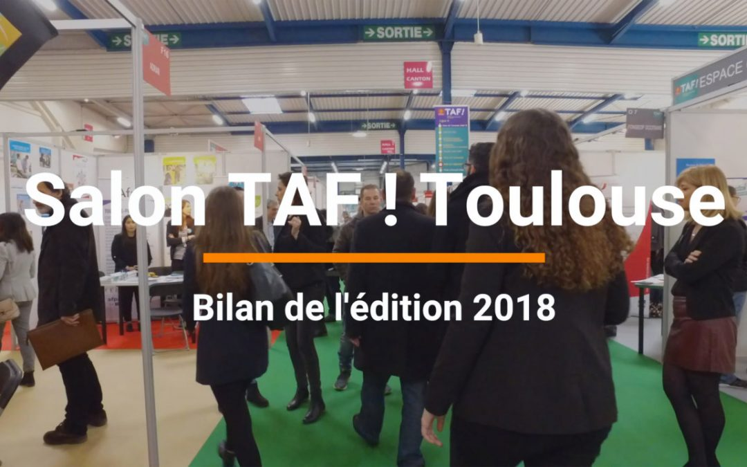 Pour la 1ère fois,  la Région Occitanie et Toulouse Métropole fusionnent leurs salons emploi