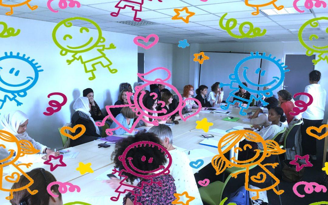 Information collective du PLIE sur les métiers de la petite enfance Mairie de Toulouse