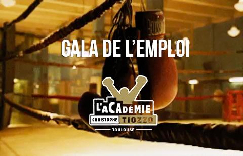 Edition 2019 Gala emploi academie Christophe Tiozo