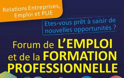 Forum de l'Emploi et de la Formation Professionnelle de Saint-Orens