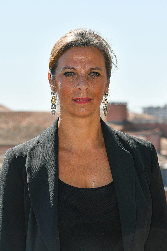 Portrait d'isabelle Ferrer