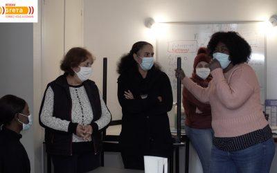 Accéder au métier d'agent de propreté polyvalent – une action PLIE mise en œuvre par le GRETA