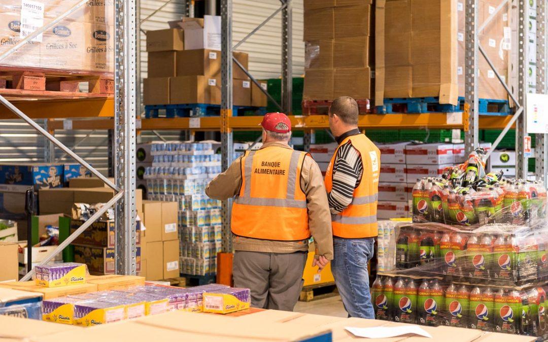 Partenariat entre le PLIE et la Banque Alimentaire de Toulouse